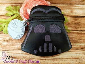Darth Vader Shaped Bag