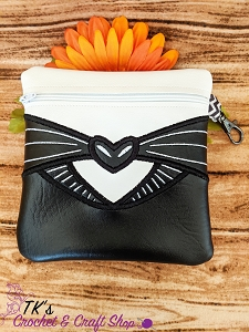 Jack Skellington Shaped Bag
