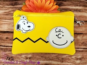 Charlie Brown Shaped Bag