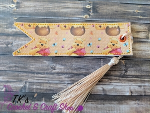 Pooh Bear Bookmark