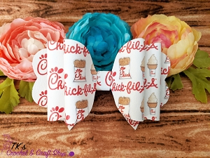 Chickfila Double Bow
