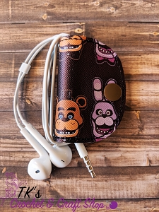 Five Nights at Freddy's Ear Bud Holder