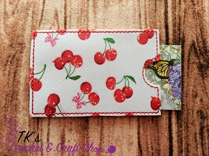 Cherry Card Holder