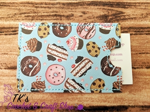 Yummy Sweets Card Holder