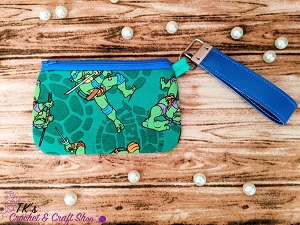 Ninja Turtles Medium Clutch Bag