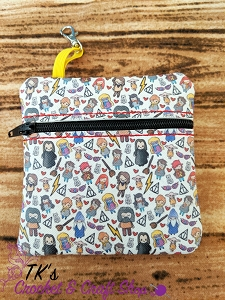 Mini Harry Potter Characters Coin Purse