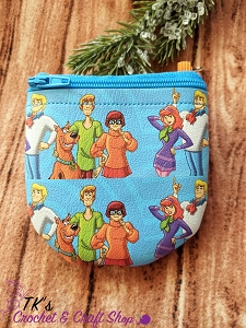 Scooby Doo Scoop Coin Purse