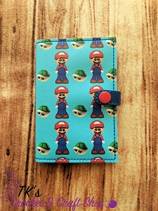 Mario and Shell Mini Composition Holder