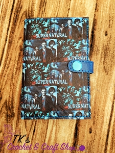 Team Free Will Supernatural Mini Composition Holder