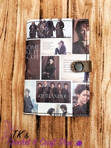 Outlanders Mini Composition Holder