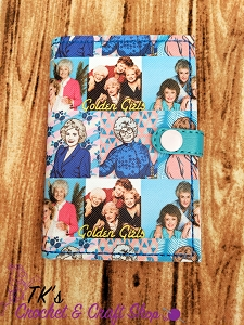 Golden Girls Mini Composition Holder