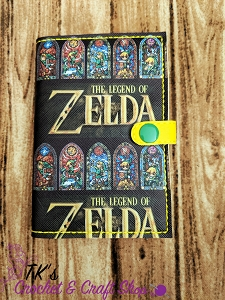Legend of Zelda Mini Composition Holder