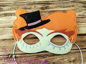 Mad Hatter Mask