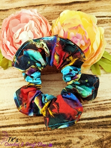 Jurrasic World Scrunchie