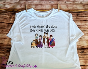 Coco Family Quote Shirt