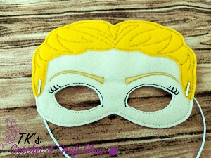Alice in Wonderland Mask