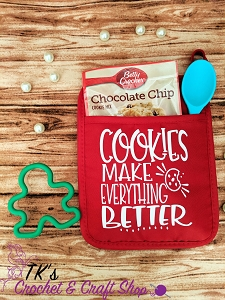 Cookies Make Everything Better Oven Mitt Gift Set