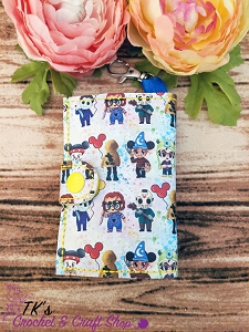 Disney Horror Characters Wallet
