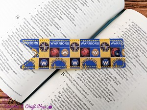 Golden State Warriors Bookmark