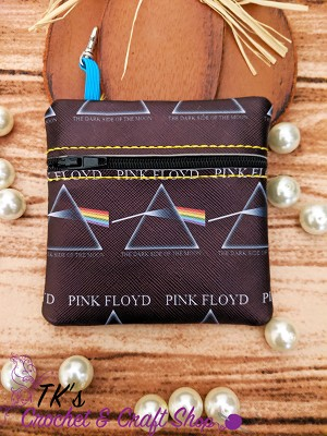 Pink Floyd Coin Purse