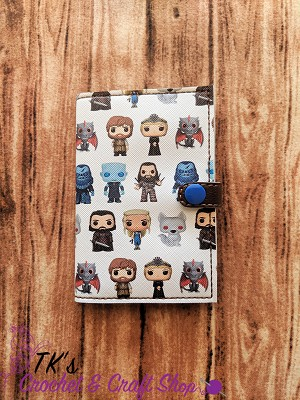 Game of Thrones Characters Mini Composition Holder